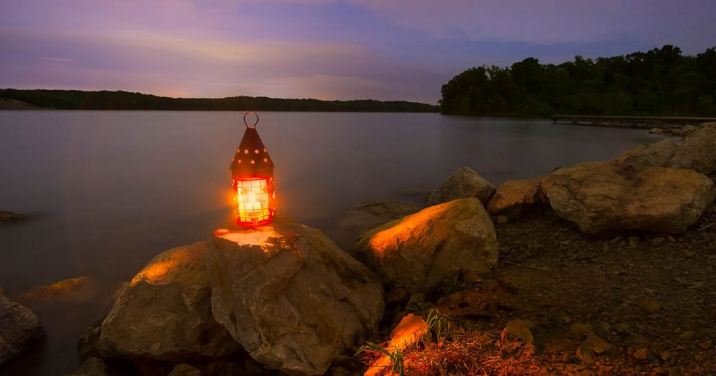 Great options for LED and Propane Lanterns