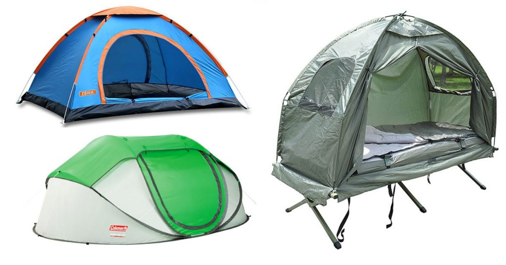 Best pop-up tents
