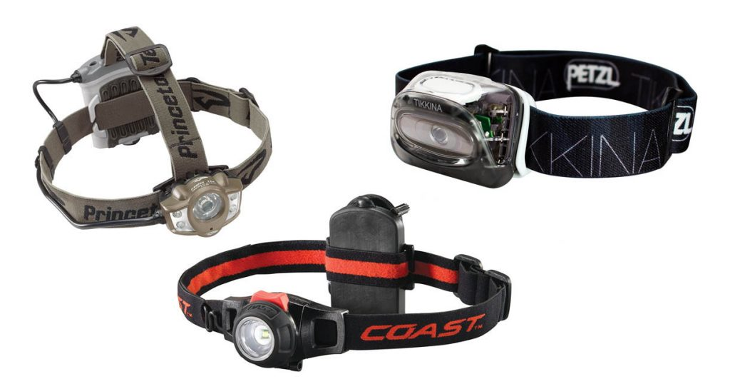 Best headlamps for running, camping, hiking or emergencies