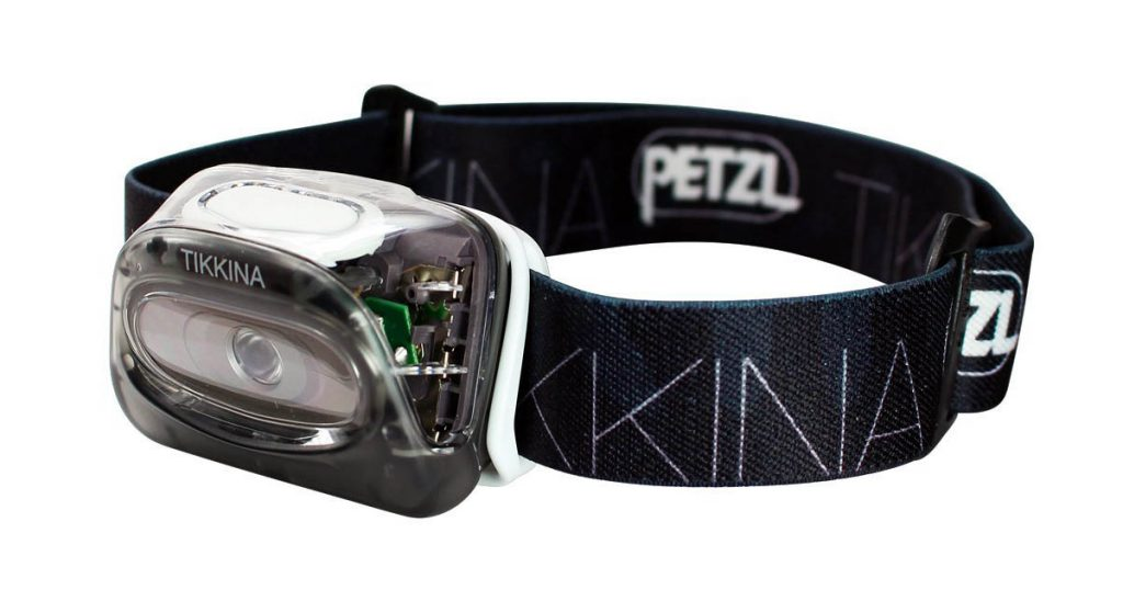 Petzl Tikkina Headlamp - cheap and durable